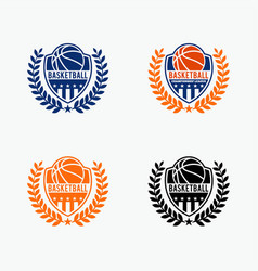 basketball5 vector image