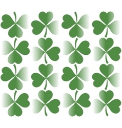 Seamless pattern for Patricks Day vector image