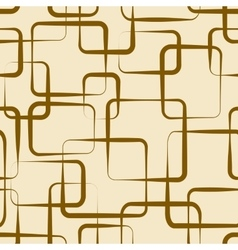 Seamless Squares Pattern vector image