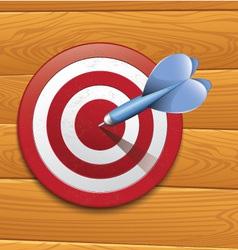 Darts2 vector image vector image