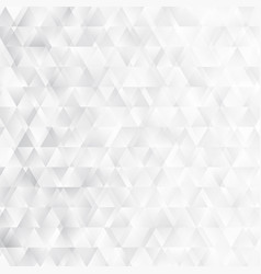 abstract retro pattern geometric triangles vector image