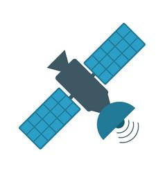 telecommunication icon image vector image