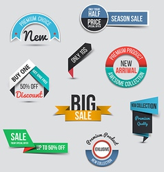 Web banners 5 vector