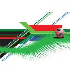 world cup banner vector image