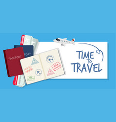 a time to travel icon vector image