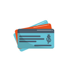 Check money business financial color tone and fill vector