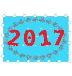 Happy New Year background Pattern element for vector