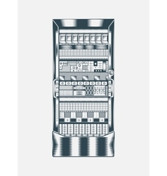 Network server vector