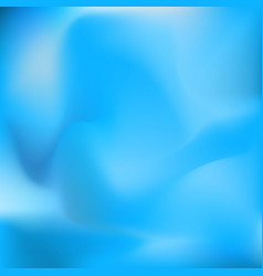 Blue gradient mesh vector