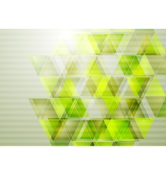 Green technology design vector