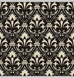 Baroque background vector