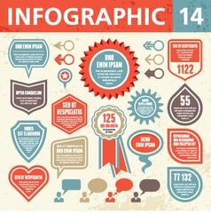 Infographic Elements 14 vector
