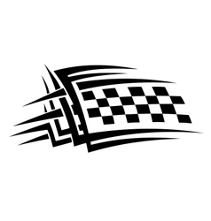 Tribal sports tattoo vector image vector image