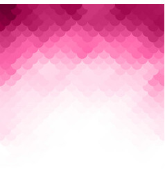 abstract pink light template background vector image
