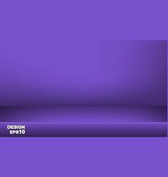 Abstract purple gradient background vector