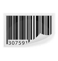 Barcode 06 vector