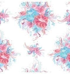 Fresh Romantic Pattern vector