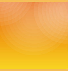 sunset abstract background vector image