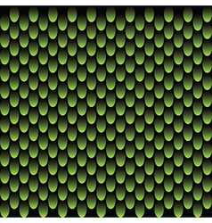 Green flake switching position background vector image