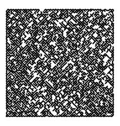 line art background vector image