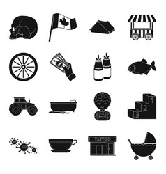 Business agriculture plumbing and other web icon vector