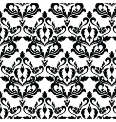 Classic style ornament pattern vector image