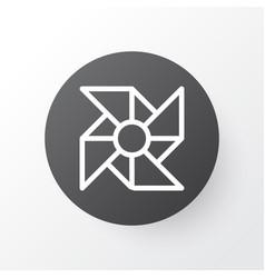 Computer cooler icon symbol premium quality vector