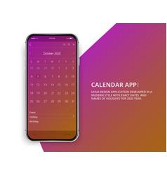 10-phone-october-app vector