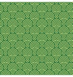 Abstract circle seamless texture vector