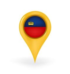 Location Liechtenstein vector