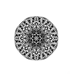 Eye mandala projects 5 vector