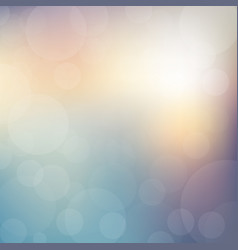 abstract blue and purple blurred background with vector image