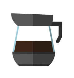 coffee related icon image vector image vector image