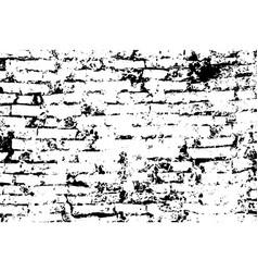 brick wall texture overlay vector image