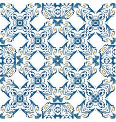 Portuguese tiles vector