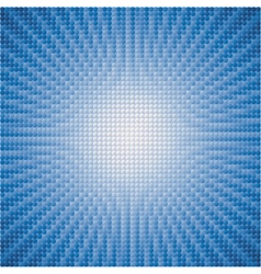 star burst tiles vector image vector image