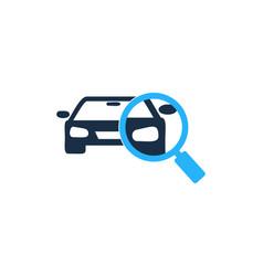 Find automotive logo icon design vector