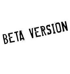 Beta version stamp vector