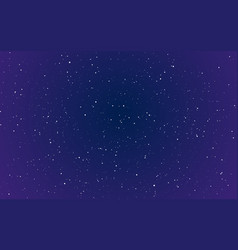 space background purple universe and shining vector image