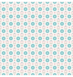 Pastel loving wedding seamless pattern tiling vector