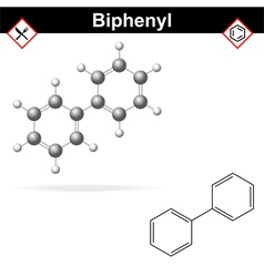 Biphenyl - citrus fruit preservative vector