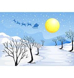 Christmas season vector