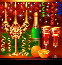 Festive Party Background vector
