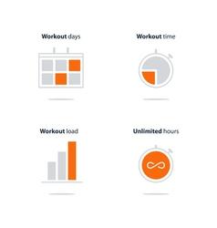 Flat design concept vector