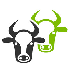 Livestock flat icon vector