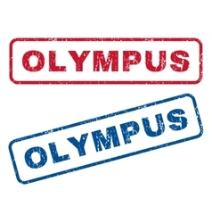 Olympus Rubber Stamps vector