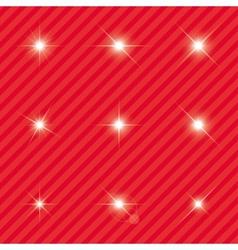 set of sparks vector image