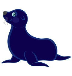 Sea bear vector image vector image