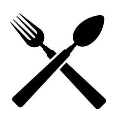 menu restraurant icon vector image vector image