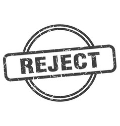 Reject vector